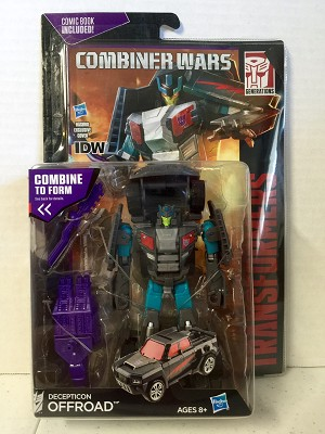 Transformers Generations Combiner Wars Deluxe Off Road