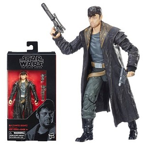 Star Wars Black Series DJ Canto Bight 6-Inch Action Figure