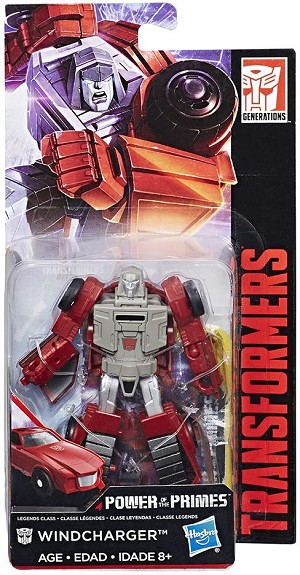 Transformers Generations Power of the Primes Windcharger