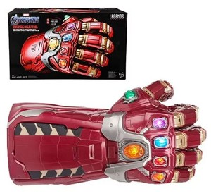 IRON MAN INFINITY GAUNTLET - Marvel Legends Gear