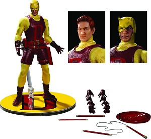 ONE-12 COLLECTIVE MARVEL PX YELLOW DAREDEVIL AF