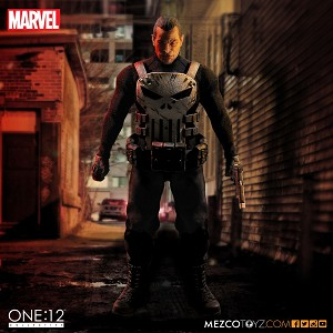 The Punisher One:12 Collective Action Figure