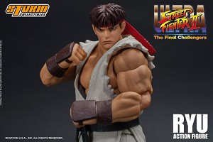"Ryu ""Ultra Street Fighter II: The Final Challengers"", Storm Collectibles 1/12 Action Figure"