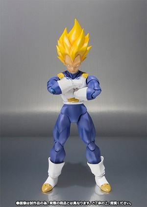 "S.H. Figuarts Super Saiyan Vegeta -Premium Color Edition - ""Dragon Ball"""