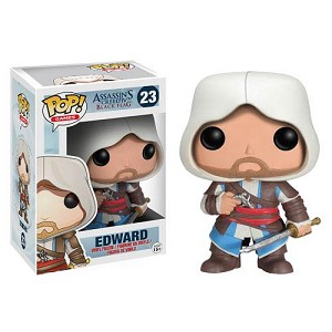 Assassin's Creed Edward Pop! Vinyl Figure (Case of 6)